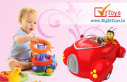 Right-toys to gift pure happiness to your kids