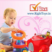 RightToys.In brings a fun paradise through Fisher Price toy collection