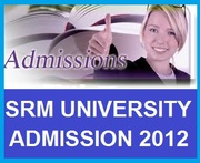 DIRECT ADMISSION IN SRM UNIVERSITY IN BDS AND MBBS  - 2013