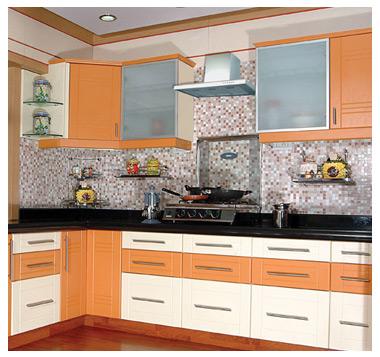 Prise of bedroom furniture moduler kitchen interior for Modular kitchen size 12 8