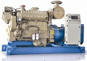 Used Marine Diesel Generators Manufacturers in Kolkata-India : sai gen