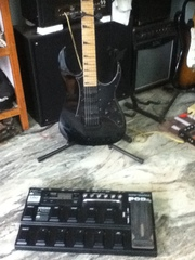 IBANEZ RG350MDX AND LINE 6 POD XT LIVE FOR SALE / EXCHANGE