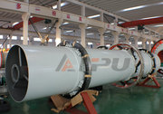 Rotary Dryer for coal, slime, cement plant