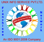 FRANCHISEE OF UNIX INFO SERVICE AT FREE OF COST* (K)                 n