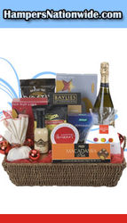Mouthwatering food special celebration hampers