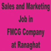 Sales JOB in FMCG CompanyatRanaghat.Dipa9874743332 AD Description
