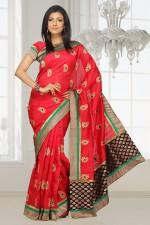 Buy designer sarees online at Jailakshmi Sarees - 2014