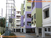 2bhk flat sale in baguiati near vip