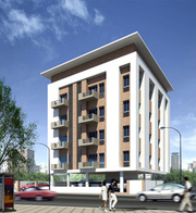 3 BHK Apartment for Sale at Baguiati