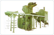 Hanger Machine for sale in Coimbatore, Tumblast Shot Blasting Machine