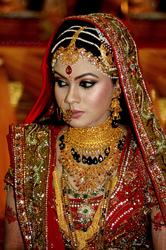 Bridal Make up in Kolkata