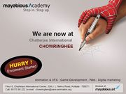 Join Game Design & Development course at Mayabious Academy