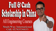 SCHOLARSHIP IN CHINA ENGINEERING COURSES