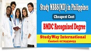 STUDY MBBS IN PHILIPPINES CHEAPER COST