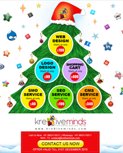 Xmas offer on seo services at USD 199 only