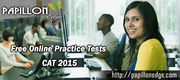 Free Online Mock tests and Preparation For CAT Exam - PapillonEdge