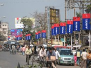 Available Sites List -Hoarding, Kiosk, Signal Post, Unipole in Burdwan.
