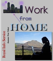 Home Based Project worker wanted