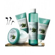 Oriflame Pure Nature Tea Tree and Rosemary Facial Kit