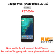 Buy Google Pixel (Quite Black,  32GB) Best Price in Siliguri