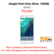 Buy Google Pixel (Very Silver,  128GB) Lowest Price in Siliguri