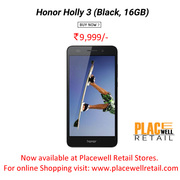 Buy Honor Holly 3 (Black,  16GB) Best Price in Siliguri