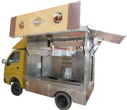 Meals on Wheel: Customized Mobile Food Truck at Reasonable Price