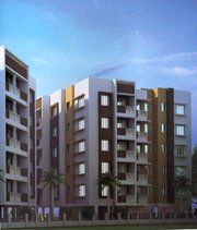 2BHK flat for sale near Kaikhali,  Kolkata.