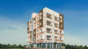 3BHK flat for sale in Kestopur,  Kolkata.