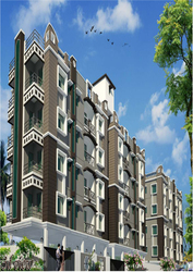 2BHK flat for sale in Salt Lake,  Kolkata.
