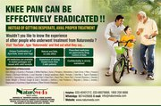 Knee Pain can be effectively eradicated !!