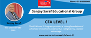 CFA Level I Coaching Classes