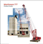 Manitowoc Cranes in India by TIL Limited - Industrial Machinery - Indu