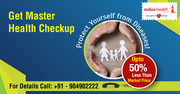 Master Health Checkup Packages | Medical Health Checkup