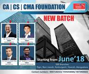CA/CS/CMA Foundation course