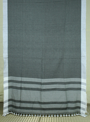 Shantipuri Cotton Handloom Saree from Paribrita