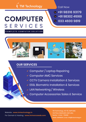Computer & Laptop Repair | Biometric & CCTV Installation Services