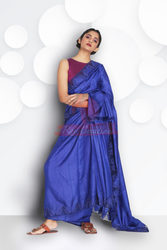 Hand Stitching Saree for Modern Women