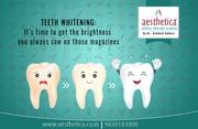 Get Pearly White Teeth with the Affordable Teeth Whitening in Kolkta