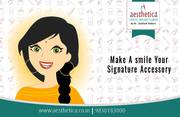 Get Beautiful and Desirable Smile Now At Aesthetica