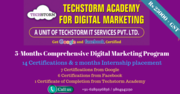 Learn Digital marketing course in Kolkata from Techstorm Academy