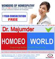 Dr. Majumder Homoeo World it is a homeopathy medicine shop