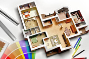 Interior Design Course at Dreamzone,  Ultadanga
