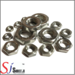 Applications of nut bolt in Industries