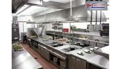 Buy the best quality equipments for your restaurant kitchen