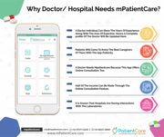 How mPatientcare beneficial for Diagnostic Centres?