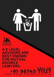 Mutual Divorce Law & Mutual Divorce Lawyer in kolkata Advocate Shilpi