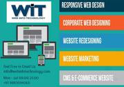 Web,  SEO & Graphic Creative Designer in India