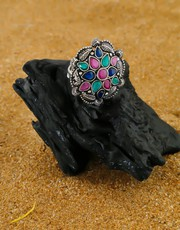 Shop for Finger Ring Design Online by Anuradha Art Jewellery