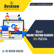 Best online tuition classes in India - Avision Institute